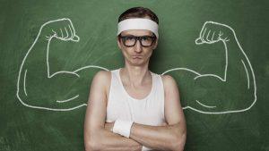 ontwikkeling spieren
